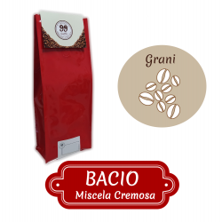 Caffè in Grani - Miscela Bacio - 1000 g - 99 Caffè