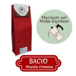 Caffè Macinato - Miscela Bacio - 500 g - 99 Caffè