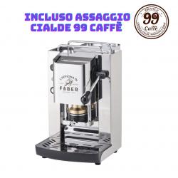 Macchinetta Cialde ESE 44mm - PRO Total Inox - Faber