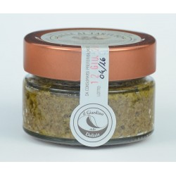 Il Giardino delle Delizie - Truffle sauce with White Truffle - 110 gr