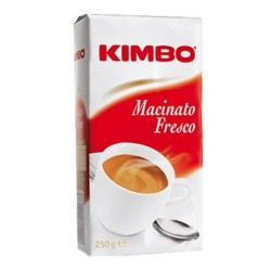 Kimbo - fresh ground coffee 4x250 gr