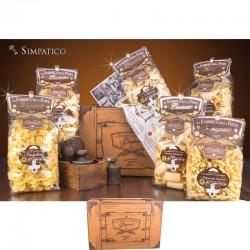 La Fabbrica della Pasta di Gragnano - Simpatico box - Christmas gift box