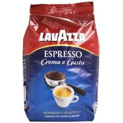Lavazza - Caffè in Grani Crema e Gusto Classico 1 kg