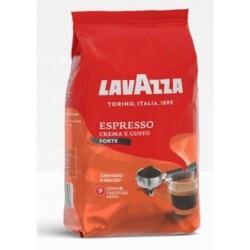Lavazza - Caffè in Grani Crema e Gusto Forte 1 kg
