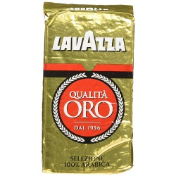 Lavazza - ground coffee quality Oro 4x250 gr