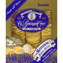 Pasta Cocco - Taglierini - Egg Pasta - n°11 - 250 Grams