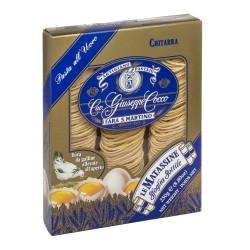 Pasta Cocco - Chitarra - Egg Pasta - n°12 - 250 Grams