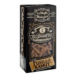 Pasta Cocco - Fusillo - Organic Wholegrain Kamut Khorasan - n°192 - 500 Grams
