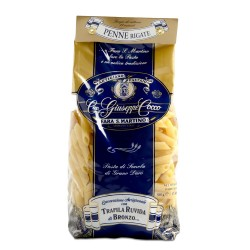 Pasta Cocco - Penne Rigate - n°42 - 500 Grams