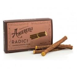 Amarelli Liquorice roots, 9 cm sticks - 40g pack