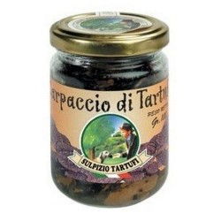 Sulpizio Tartufi - Summer Truffle - Carpaccio - 100gr - Original Italian product