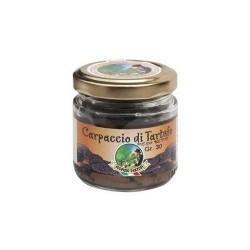 Sulpizio Tartufi - Summer Truffle - Carpaccio - 30gr - Original Italian product