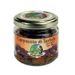 Sulpizio Tartufi - Summer Truffle - Carpaccio - 60gr - Original Italian product