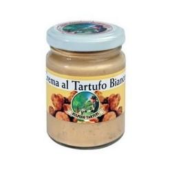 Sulpizio Tartufi -  White Truffle Cream - 80gr - Original Italian product