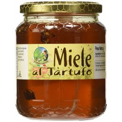 Sulpizio Tartufi - Polyfloral Honey  with Truffle flavor - 450gr