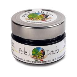 Sulpizio Tartufi - Black Truffle Pearls with Balsamic Vinegar - 100gr