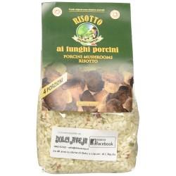 Sulpizio Tartufi - Risotto with Porcini Mushrooms - 300gr
