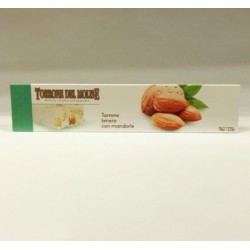 NOUGAT SOFT G150 WITH ALMOND TORRE DEL MOLISE